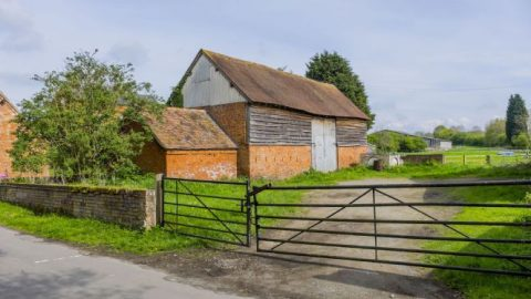 Changes to permitted development allow conversion of agricultural buildings into five new dwellings