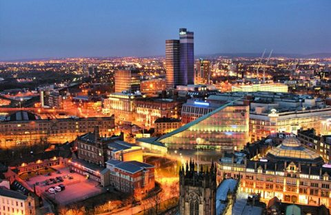The rise of the regional cities: Manchester, Edinburgh and Birmingham